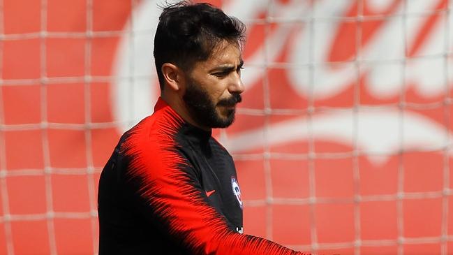 Herrera cargó contra Messi: 'Hay que ser muy caradura'