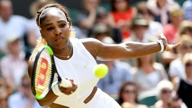 Serena Williams y Simona Halep disputan la final femenina en Wimbledon