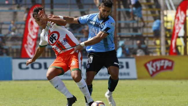 Deportes Iquique y Cobresal animaron un vibrante empate en los octavos de final de Copa Chile
