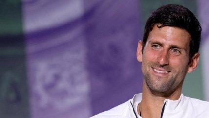 "Novak Djokovic aceptó el desafío de cantar ""La Vaca Lola"" tras ganar Wimbledon"