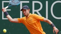 Nicolás Jarry se mide ante Laaksonen en su debut en el ATP de Bastad