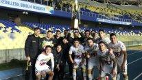 "Coquimbo Unido se adueñó de la Copa ""Nelson Acosta"" al triunfar ante Fernández Vial"