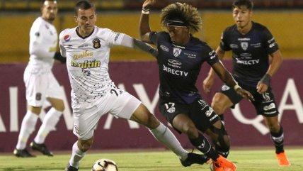Independiente del Valle pasó a cuartos de final en la Copa Sudamericana a costa de Caracas