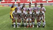 La sub 17 femenina tuvo gran reacción e igualó con Tailandia en China