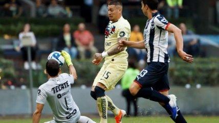 El doblete de Nicolás Castillo en el triunfo de América ante Monterrey