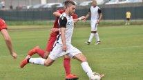 Francisco Sierralta jugó en derrota de Udinese ante club de la tercera división italiana