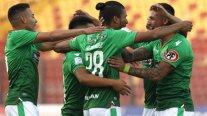 Audax Italiano logró un trabajado triunfo sobre San Felipe y avanzó a cuartos de final de Copa Chile