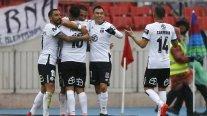 Colo Colo derribó la resistencia de Barnechea y selló su paso a cuartos de final de Copa Chile