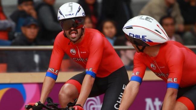 Peñaloza y Cabrera entregan quinto oro a Chile en Panamericanos Lima 2019