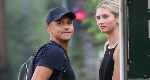 Paparazzi contó detalles de las fotografías de Alexis Sánchez con su nueva amiga