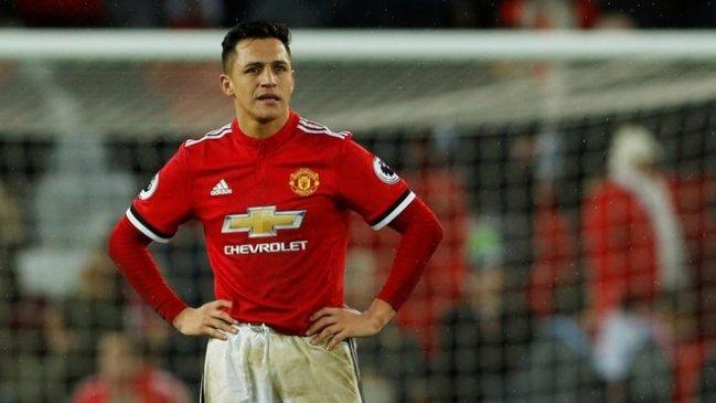 Solksjaer: Alexis podría terminar jugando muchos más partidos de los que esperan