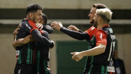 La espectacular victoria de Palestino sobre Audax Italiano en el Bicentenario de La Florida