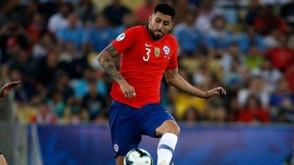 Pablo Contreras: Maripán en Mónaco compartiría con jugadores que están a gran nivel