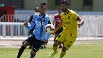 """Iquique logró un empate ante U. de Concepción en un """"duelo de necesitados"""""""
