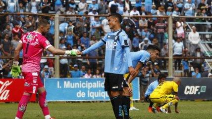 U. de Concepción logró llevarse un punto de Cavancha en su visita a Iquique