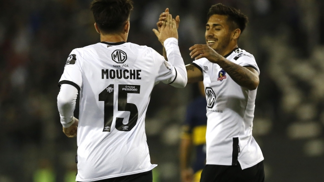 [Video] Colo Colo sufrió para vencer a Everton en Copa Chile