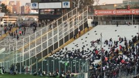 El Tribunal de Disciplina resolvió no castigar al Estadio Monumental por incidente en Copa Chile
