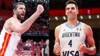 Argentina y España se enfrentan por el título en una histórica final del Mundial de Baloncesto