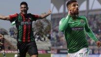 Palestino y Audax Italiano realizaron una particular apuesta por sus goleadores