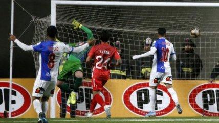 Deportes Antofagasta doblegó en la agonía a Unión La Calera