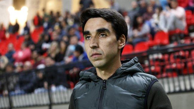 Francisco Meneghini dejó de ser técnico de Unión La Calera
