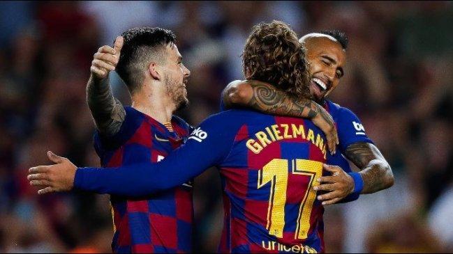 FC Barcelona de Vidal visita a Borussia Dormtund estreno estelar de la Champions League