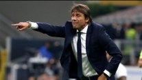Conte: No creo que Barcelona esté contento por enfrentarse a Inter