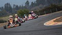 Chile se consagró en tres categorías del Sudamericano de karting y sacó pasajes al Mundial de Italia