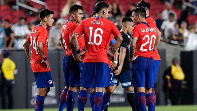 La Roja sufrió un drástico descenso en el ránking FIFA tras los amistosos de septiembre
