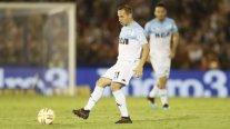Marcelo Díaz se resintió de su lesión y es duda en Racing para enfrentar a Arsenal