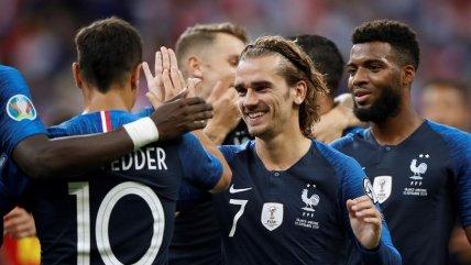 Conoce a las 20 mejores selecciones del mundo según el último ránking de la FIFA