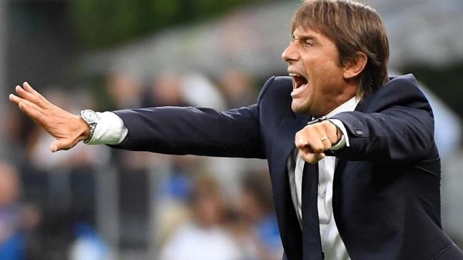 Antonio Conte: Alexis está dando pasos importantes para ser considerado como titular