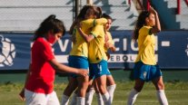 Selección chilena sub 20 sufrió una paliza en la Liga Sudamericana femenina