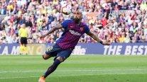 FC Barcelona de Arturo Vidal busca ante Granada su primer éxito como visitante en la temporada