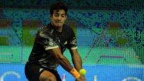 Cristian Garin ya tiene rival para el ATP de Chengdu en el inicio de su gira asiática