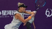 Alexa Guarachi y Giuliana Olmos perdieron la final del WTA de Guangzhou