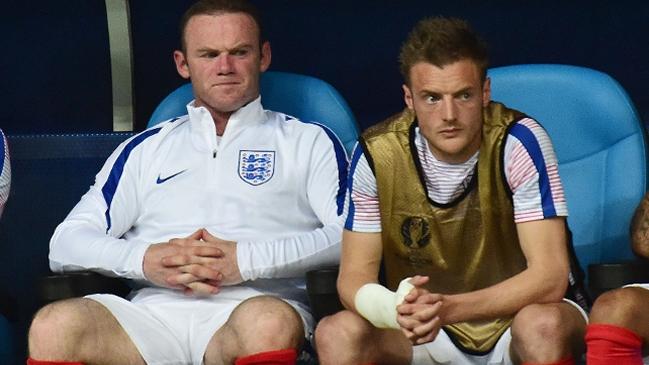 La guerra entre las parejas de Rooney y Vardy