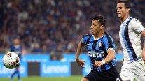 Antonio Conte sobre lesión de Alexis: Lo siento sinceramente porque vino aquí con entusiasmo