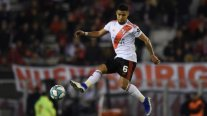Paulo Díaz entró en la convocatoria de River Plate para la vuelta ante Boca por la Libertadores