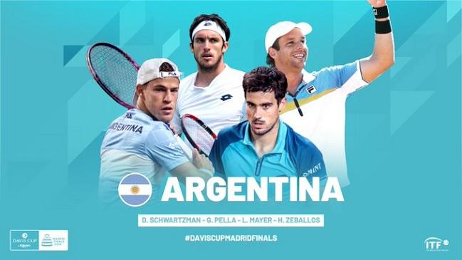 Federer, Zverev, Del Potro... las ausencias de la Copa Davis