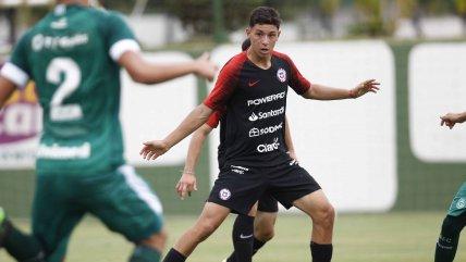 La contundente victoria de la Roja sub 17 sobre Goiás en la antesala al Mundial de Brasil