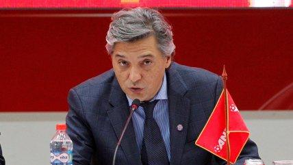 Moreno: No hay campeonato que esté por sobre la seguridad de los hinchas y nuestros jugadores