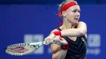 """Kiki Bertens y Aryna Sabalenka se estrenaron con victoria en el """"Masters B"""" de Zhuhai"""