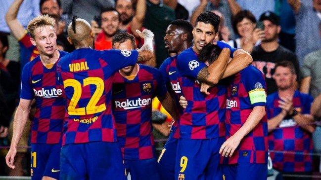Partidos de hoy, 5 de noviembre, en la Champions League