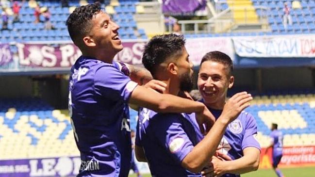 Deportes Concepción venció a Provincial Ovalle en la liguilla de ascenso de Tercera División - AlAireLibre.cl