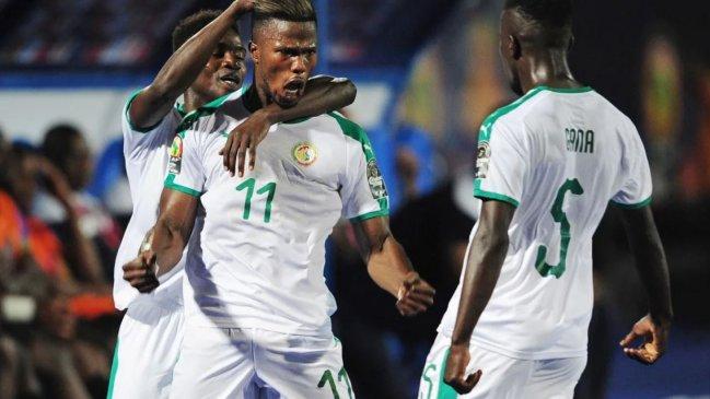 Senegal derribó a Congo en el comienzo de las clasificatorias para la Copa Africana de 2021 - AlAireLibre.cl