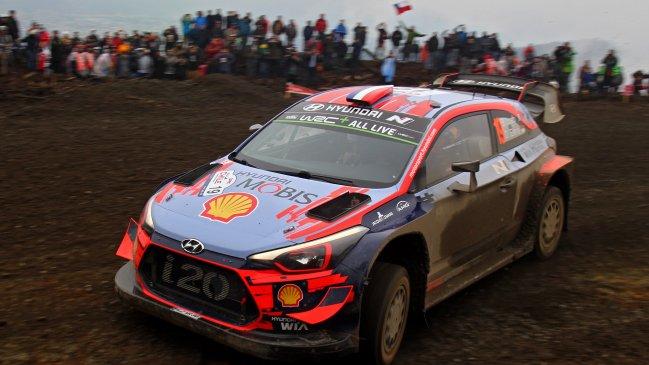 Fecha del Mundial de Rally en Concepción quedó en suspenso por plebiscito constituyente - AlAireLibre.cl