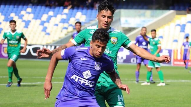 Deportes Concepción venció a Trasandino y es líder de la liguilla de ascenso en Tercera A - AlAireLibre.cl