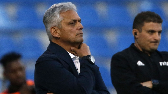 Reinaldo Rueda no está molesto ni piensa en dejar la selección chilena