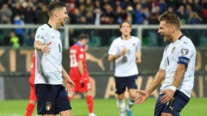 [Video] Italia arrolló a Armenia y cerró con campaña perfecta las clasificatorias a la Eurocopa 2020 - AlAireLibre.cl
